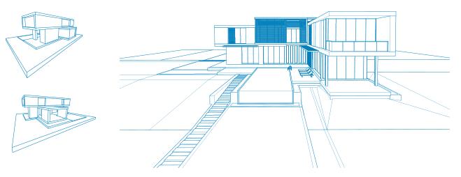 Modélisation 3D du bâtiment